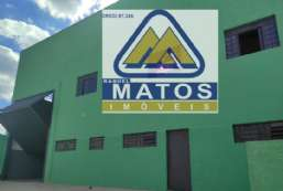 Galpão para locação  em Atibaia/SP - Alvinópolis REF:G-0014